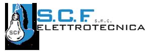 SCF Elettrotecnica Logo